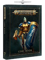 Kniha Warhammer Age of Sigmar - Core Book 2018