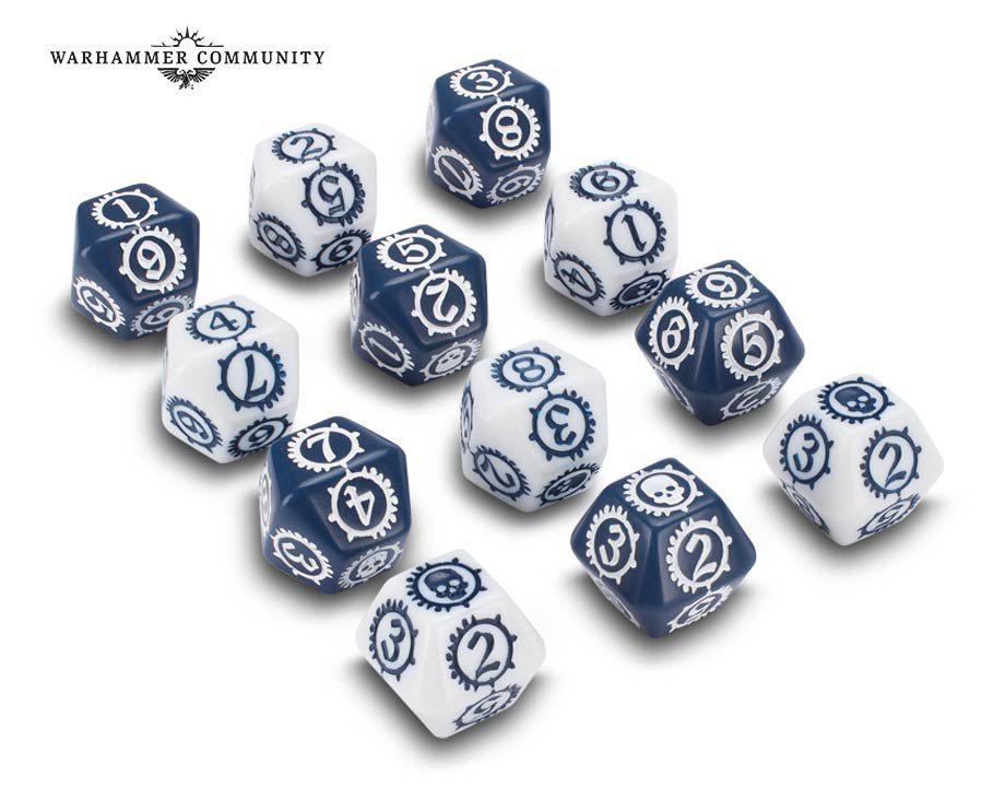 Warhammer Age of Sigmar - Wound Counters (PC)