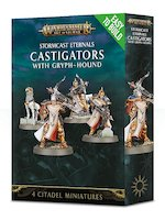 W-AOS: Stormcast Eternals - Castigators with Gryph-hound (4 figurky)