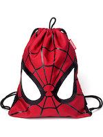 Batoh na přezůvky Spider-Man - Face Gymback