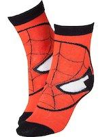 Ponožky Spider-Man - Mask (velikost 43/46)
