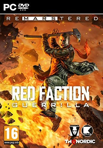 Red Faction Guerrilla - Re-Mars-tered Edition (PC)