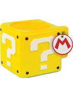 Hrnek Super Mario - Question Block