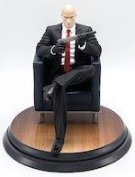 Figurka Hitman - Agent 47 Chessmaster