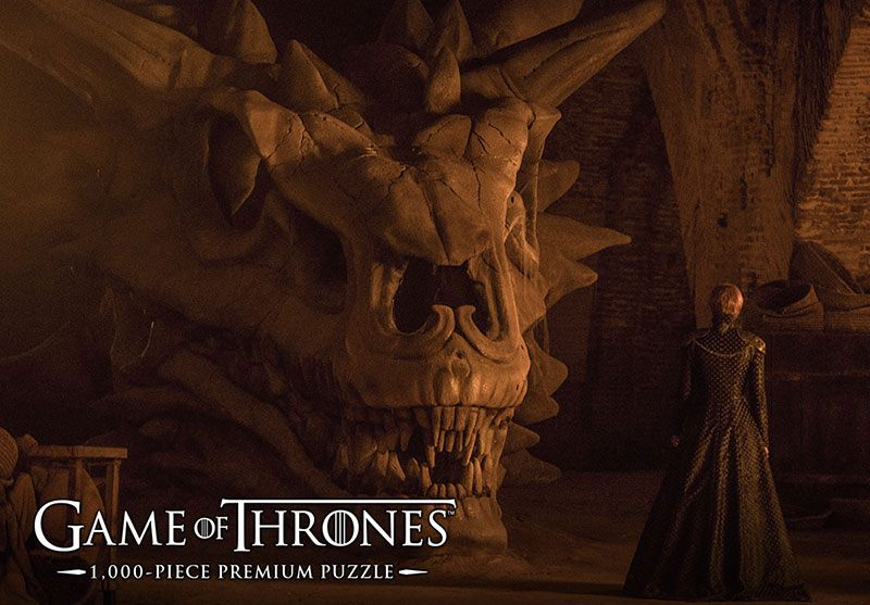 Puzzle Game of Thrones - Balerion the Black Dread (PC)