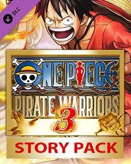 One Piece Pirate Warriors 3 Story Pack (DIGITAL)