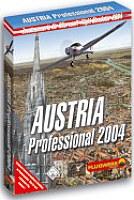 Flight Simulator 2004: Austria Professional (PC)