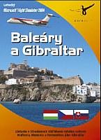Flight Simulator 2004: Baleáry a Gibraltar (PC)