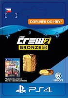 The Crew 2 Bronze Crew Credits Pack (PS4 DIGITAL)
