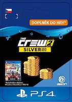 The Crew 2 Silver Crew Credits Pack (PS4 DIGITAL)