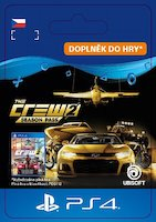 THE CREW® 2 - Season Pass (PS4 DIGITAL)