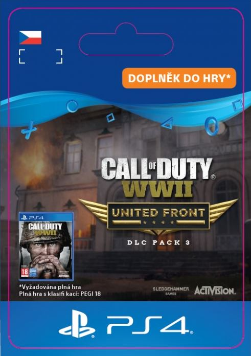 Call of Duty®: WWII - The United (PS4 DIGITAL) (PS4)