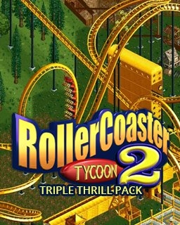 RollerCoaster Tycoon 2 Triple Thrill Pack (DIGITAL)