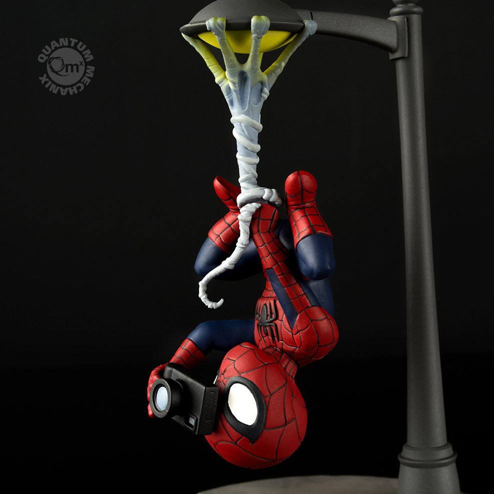 Figurka Spider-Man - Spider Cam (Q-Fig, 14 cm) (PC)
