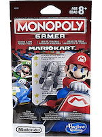 Monopoly - Gamer Mario Kart Power Pack (Metal Mario)