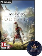 Assassins Creed: Odyssey + Hodiny