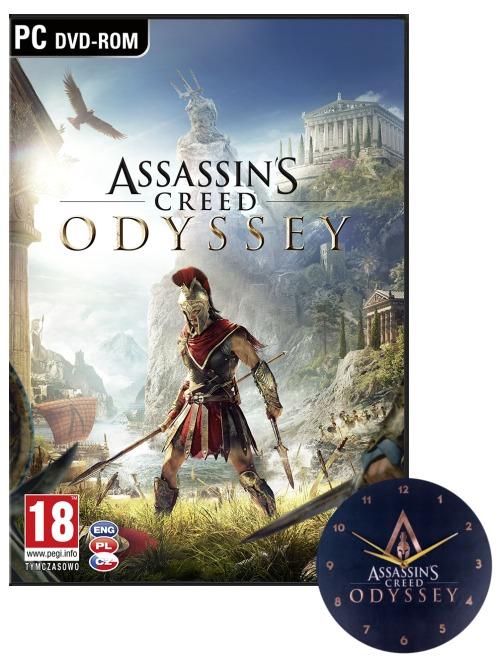 Assassins Creed: Odyssey + Hodiny (PC)