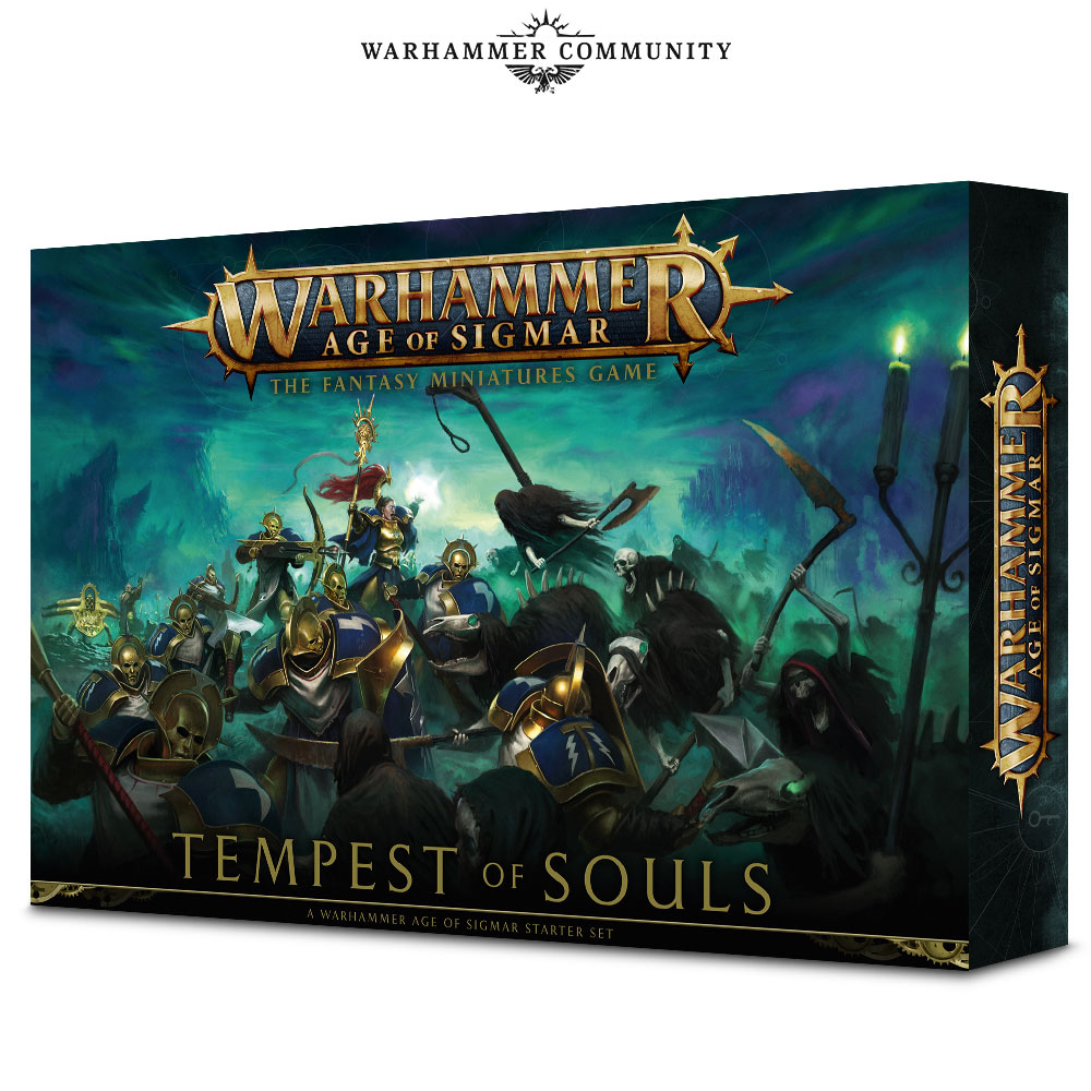 Warhammer Age of Sigmar - Tempest of Souls (Starter Box) (PC)