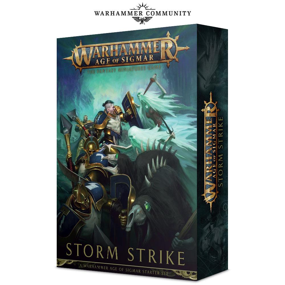 Warhammer Age of Sigmar - Storm Strike (Starter Box) (PC)
