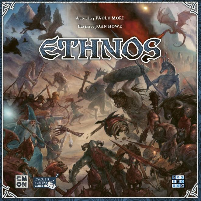 Desková hra Ethnos (PC)