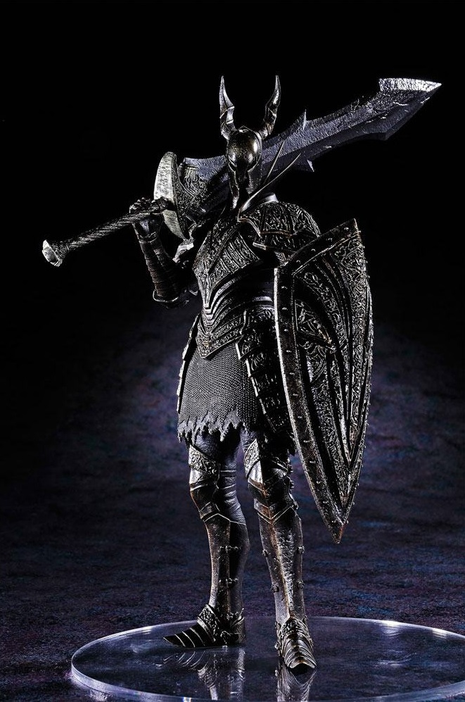 Figurka Dark Souls - Black Knight (20 cm) (PC)