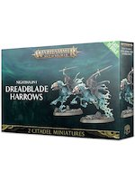 W-AOS: Nighthaunt - Dreadblade Harrows (2 figurky)