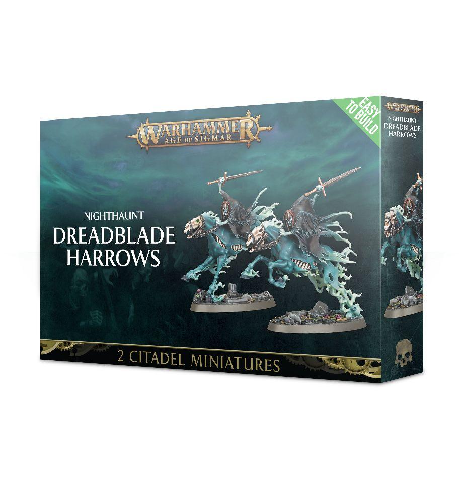 W-AOS: Nighthaunt - Dreadblade Harrows (2 figurky) (PC)