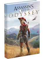 Oficiální průvodce Assassins Creed: Odyssey - Collectors Edition