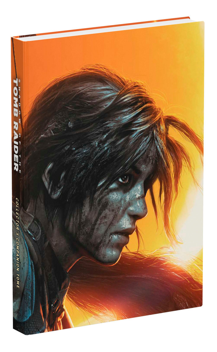 Oficiální průvodce Shadow of the Tomb Raider - Collectors Edition (PC)