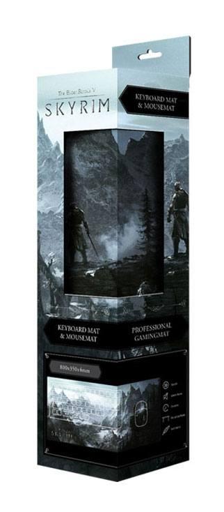 Podložka pod myš Skyrim - Valley (PC)
