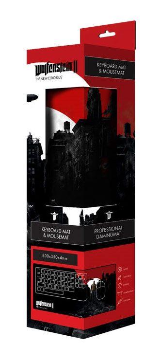 Podložka pod myš Wolfenstein - Trail of the Dead (PC)