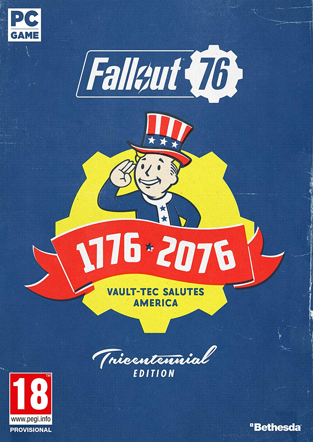 Fallout 76 - Tricentennial Edition (PC)