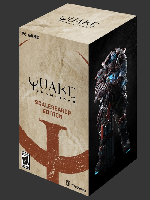 Quake Champions - Scalebearer Edition (PC)