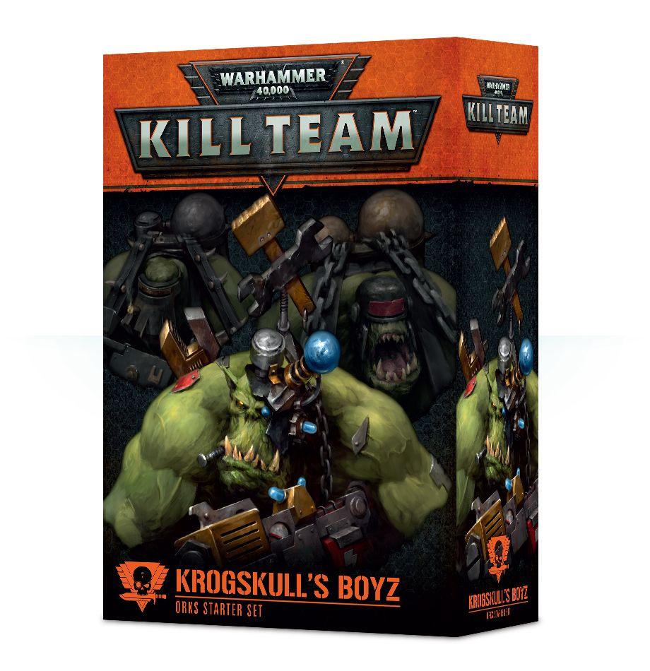 Warhammer 40.000: Kill Team - Krogskull's Boyz (tým) (PC)