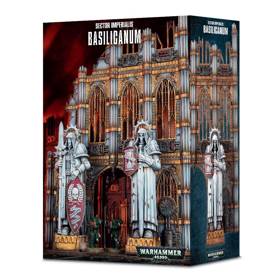 Warhammer 40.000: Kill Team - Sector Imperialis Basilicanum (PC)