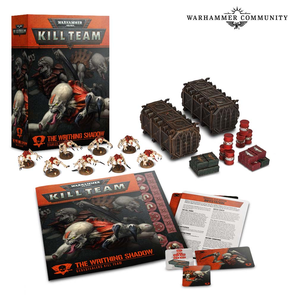 Warhammer 40.000: Kill Team - The Writhing Shadow (tým) (PC)