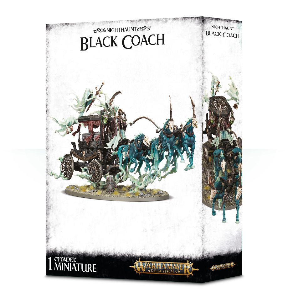 W-AOS: Nighthaunt - Black Coach (1 figurka) (PC)