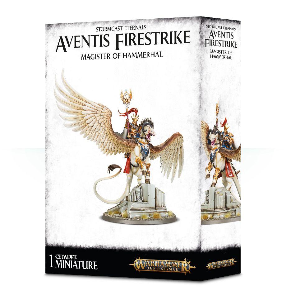 W-AOS: Stormcast Eternals - Lord-Arcanum on Tauralon (1 figurka) (PC)