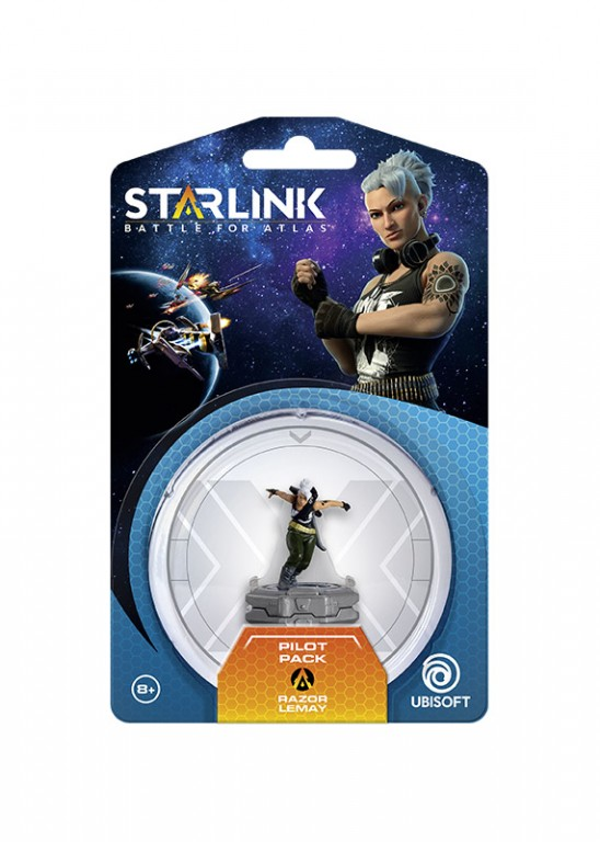 Figurka Starlink: Battle for Atlas - Razor Lemay (Pilot Pack) (PC)