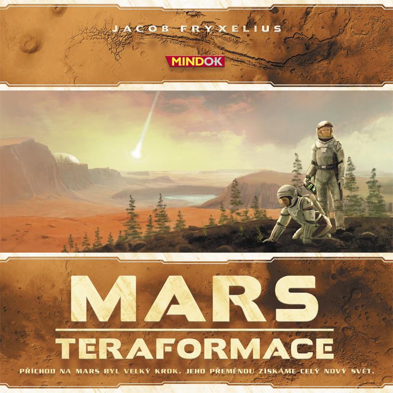 Desková hra Mars: Teraformace (PC)