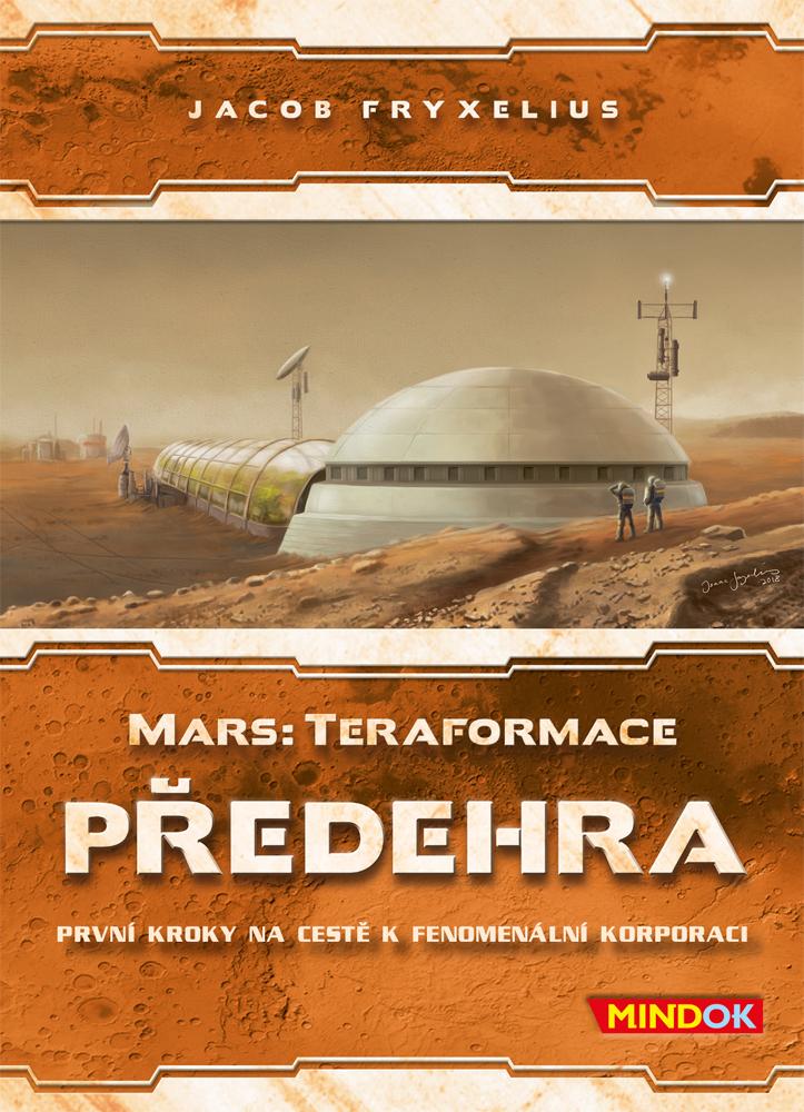 Desková hra Mars: Teraformace - Předehra (rozšíření) (PC)
