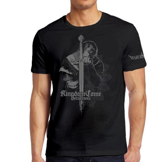 Tričko Kingdom Come: Deliverance - Henry (velikost M) (PC)