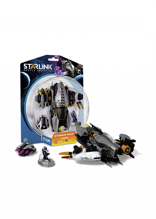 Figurka Starlink: Battle for Atlas -  Nadir (Starship Pack) (PC)