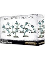 W-AOS: Nighthaunt - Dreadscythe Harridans (10 figurek)