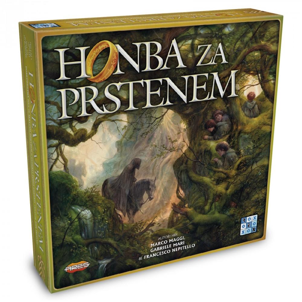 Desková hra Honba za prstenem (PC)