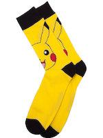 Ponožky Pokémon - Pikachu Crew (vel. 35/38)