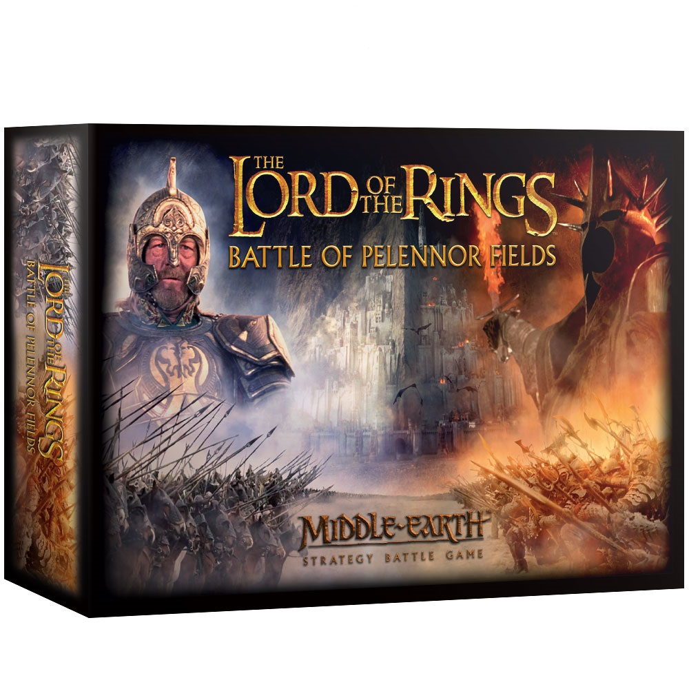 Desková hra The Lord of the Rings - Battle of Pelennor Fields  (PC)