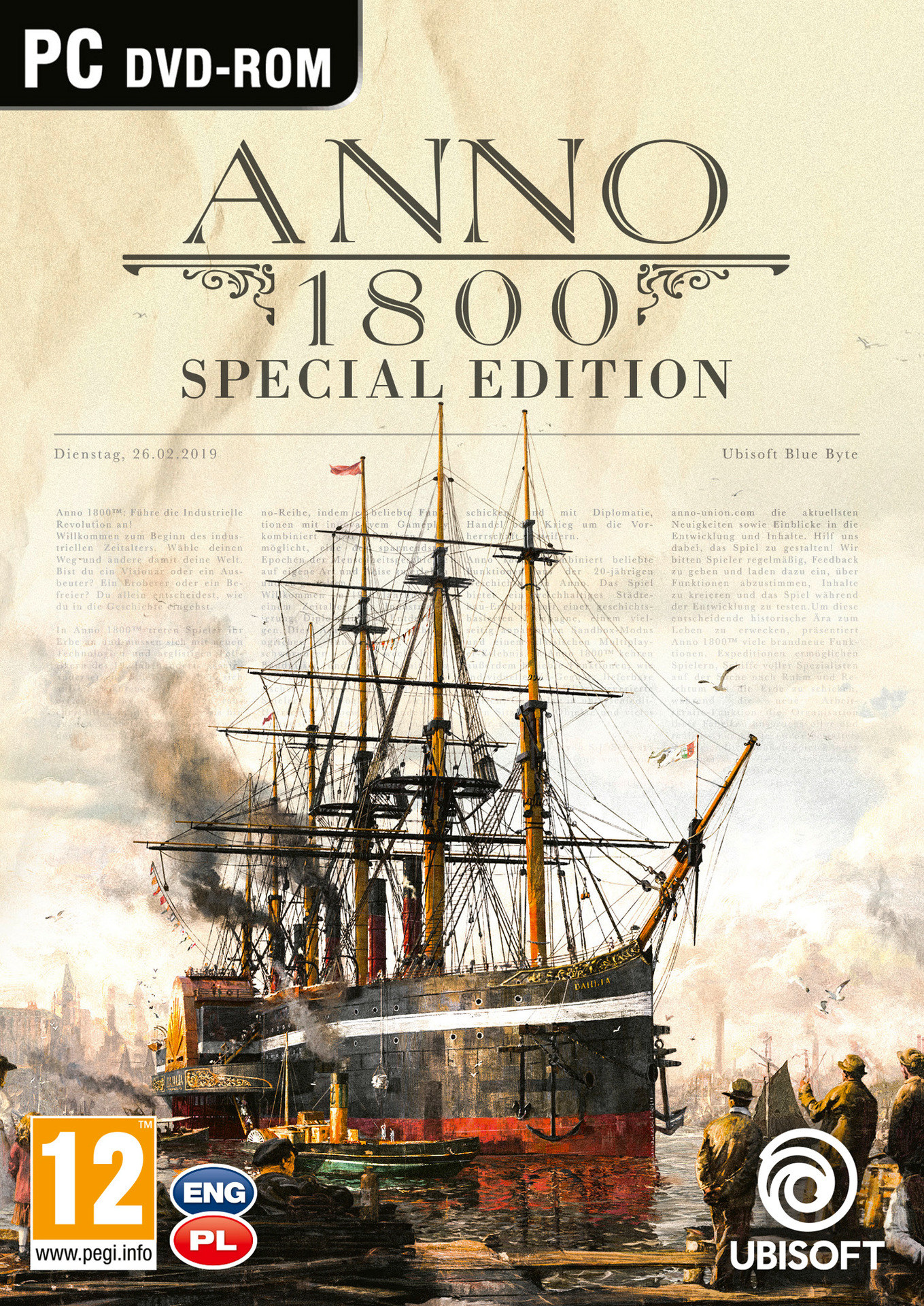 Anno 1800 - Special Edition (PC)