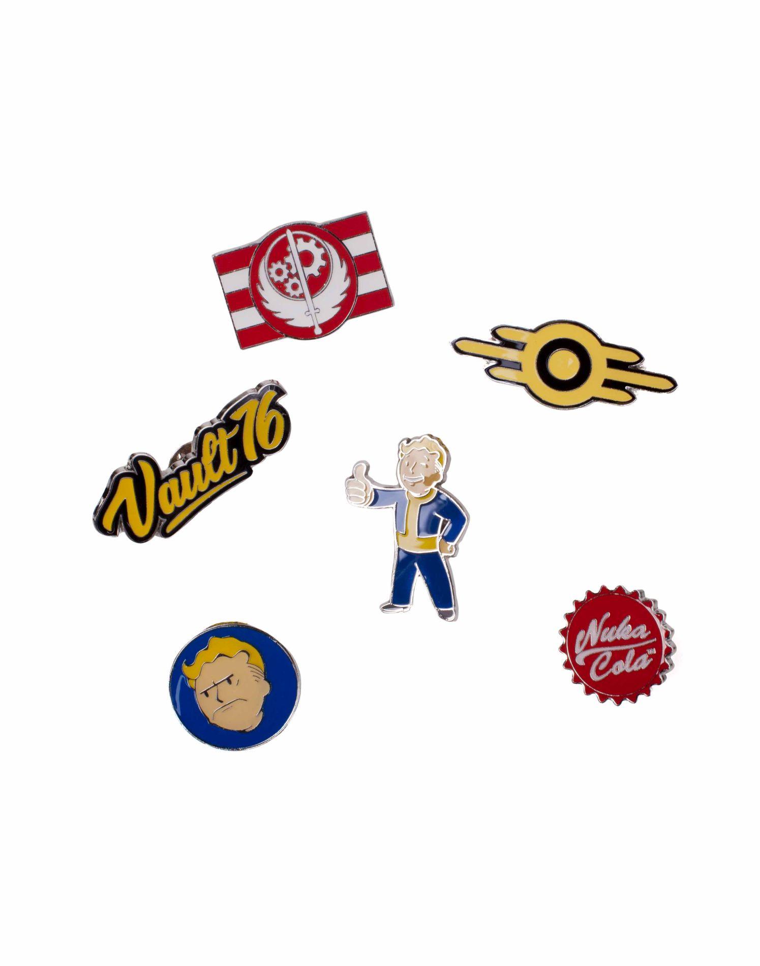 Odznaky Fallout  76 (PC)