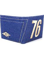 Peněženka Fallout 76 - Vault 76 Vintage Denim